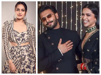 Sonakshi on DP-Ranveer's social media PDA