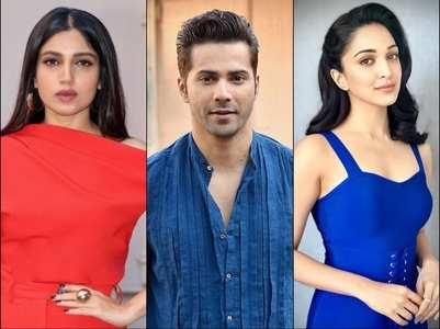 Varun,Bhumi & Kiara next gets a title