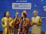 Pandit Suresh Talwalkar, Pandit Ulhas Kashalkar and Ustad Zakir Husaain