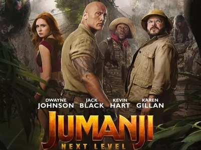 'Jumanji: The Next Level' early BO estimate