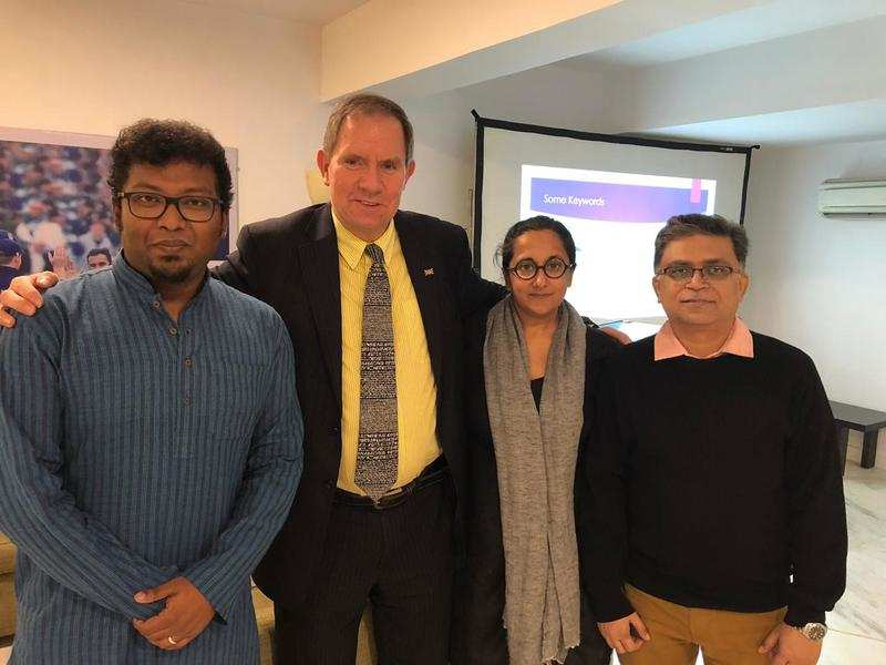 British High Commission organizes workshop on 'Cross Border Queers'