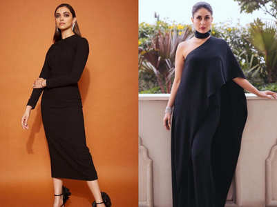 5 sexy black outfits to party in style