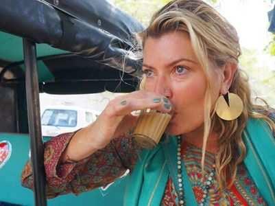 Desi chai makes an American Hippie a crorepati