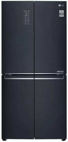 LG GC-B22FTQPL 594 Ltr Side-by-Side Refrigerator