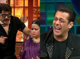 TKSS: Krushna calls Bharti 'ubli hui Madhuri'
