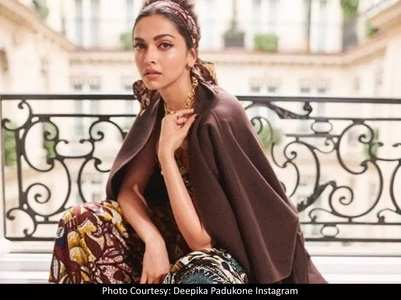 "Deepika calls sexiest woman title ""ironic"""