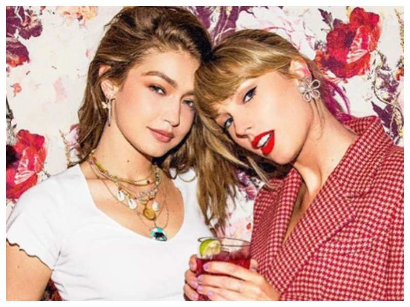 An Old Soul Celebrating 30 Years Gigid Hadid On Taylor Swift S Birthday English Movie News Times Of India