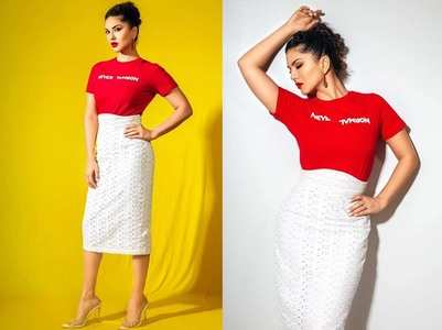 Photos: Don't miss Sunny Leone's chic look