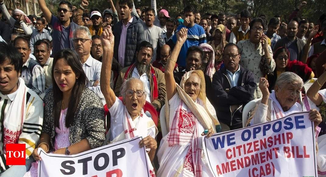 Granting citizenship is Centre's call, states have no say: Experts | India News - Times of India