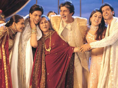 Fans mark #18YearsOfK3G with iconic scenes