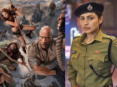 'Mardaani 2' fails to beat Dwayne's 'Jumanji'
