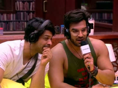 BB13: Paras-Sid's bromance in the secret room