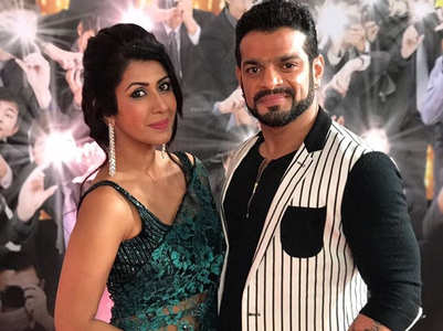 Karan Patel-Ankita blessed with a baby girl