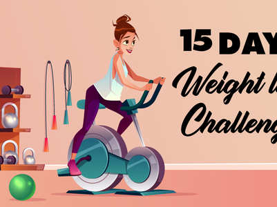 15-Day Weight Loss Challenge