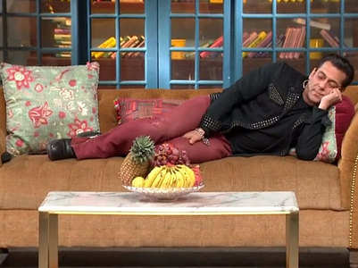 TKSS: Salman reveals he sleeps only on couch