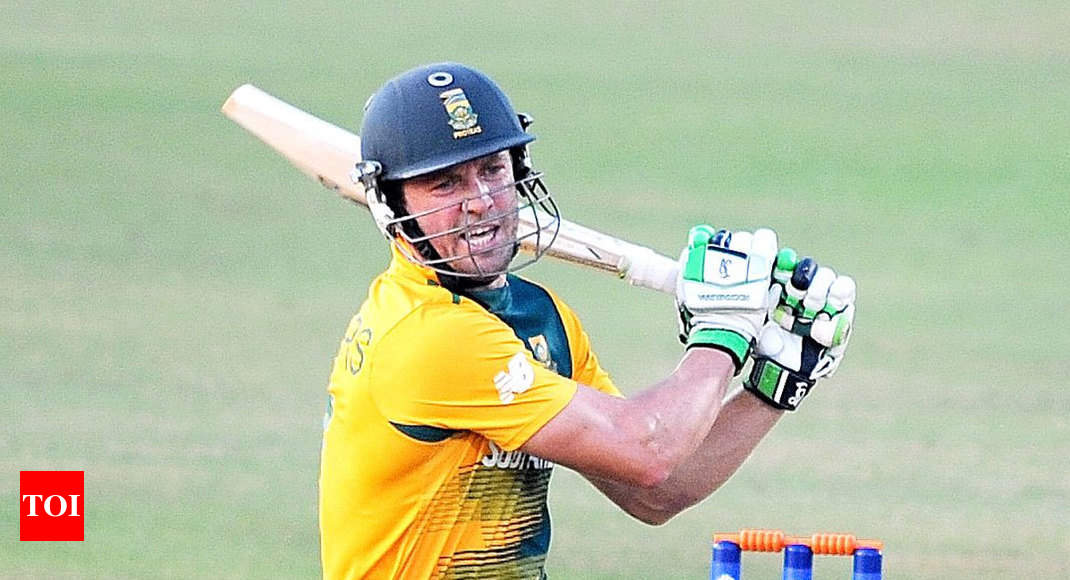 Can consider asking AB de Villiers to reverse retirement: Mark Boucher - Times of India