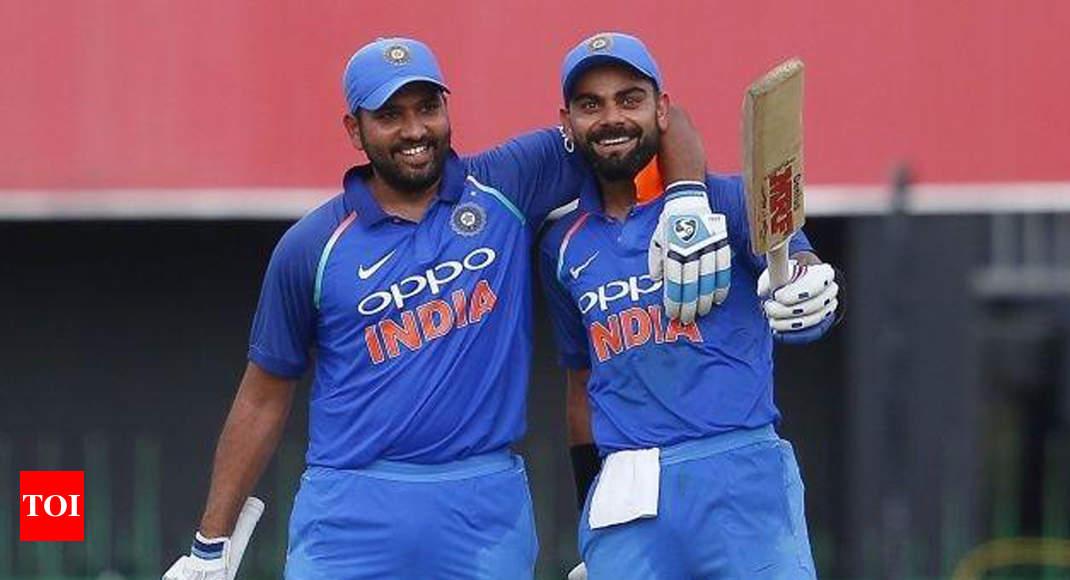 Virat Kohli, Rohit Sharma can break my record: Brian Lara - Times of India