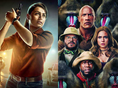 'Jumanji 2' outshines 'Mardaani 2' at BO