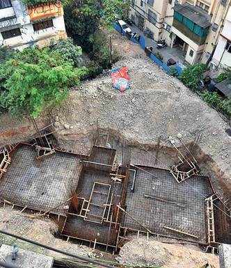 1.5 YEARS LATER, SOC IN RAMBAUG COLONY CAN ONCE MORE USE ITS INTERNAL ROAD