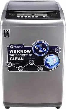 Koryo KWM8018TL 8 Kg Fully Automatic Top Load Washing Machine