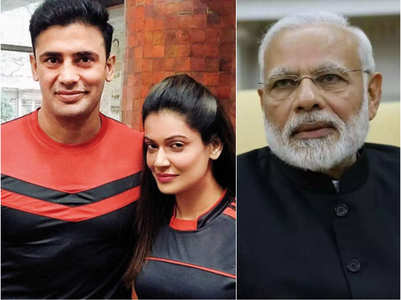Payal arrested, Sangram request PM for help