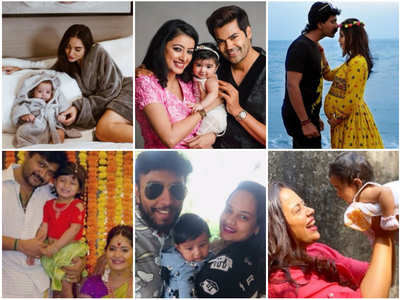 Kollywood celebs who turned parents in 2019