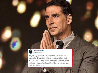 #JamiaProtest: Akshay clarifies his stance