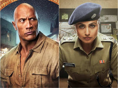 Jumanji BEATS Mardaani 2 in domestic circuit