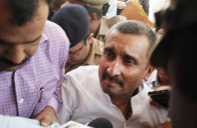Kuldeep Sengar convicted in Unnao rape case