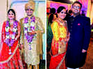 Wedding celebrations got grand for this couple in Kanpur
