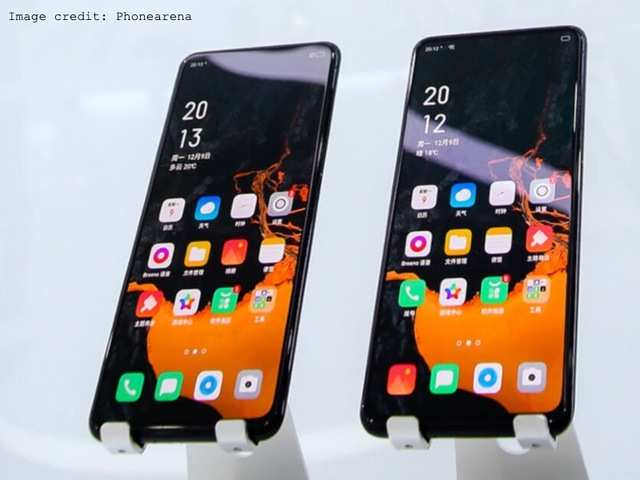Here's how Oppo's new smartphone with no buttons and no ports looks like