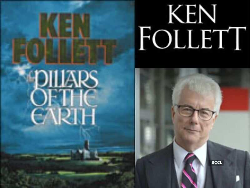 (Photo: Ken Follett official website)