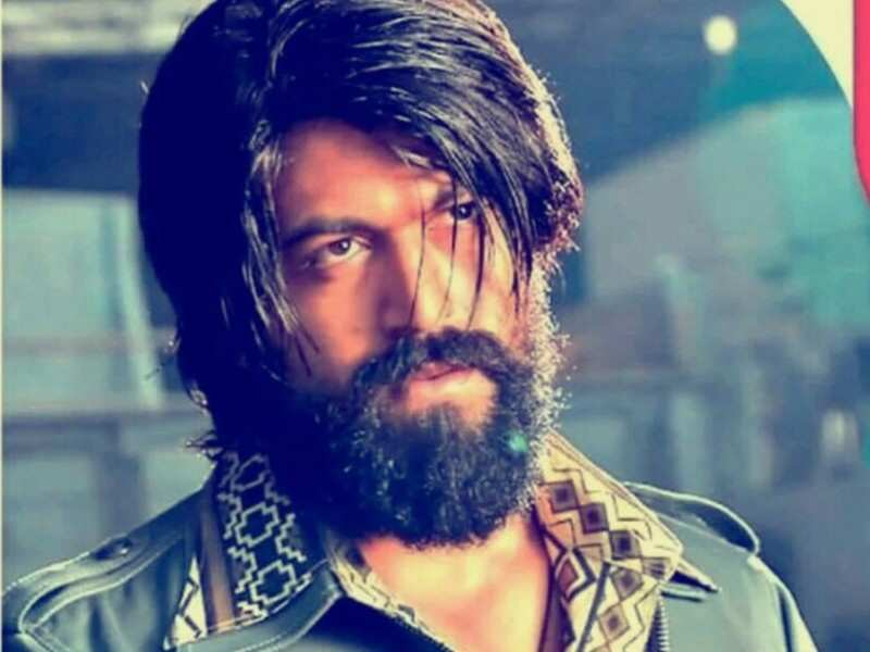 Yash Starrer Kgf 2 Teaser To Release On This Date Tamil Movie News Times Of India