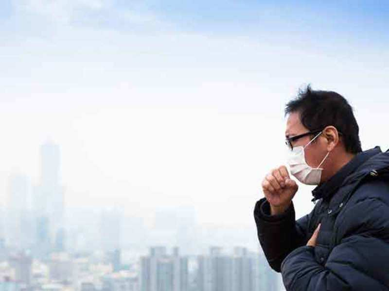Winter smog can trigger asthma attacks