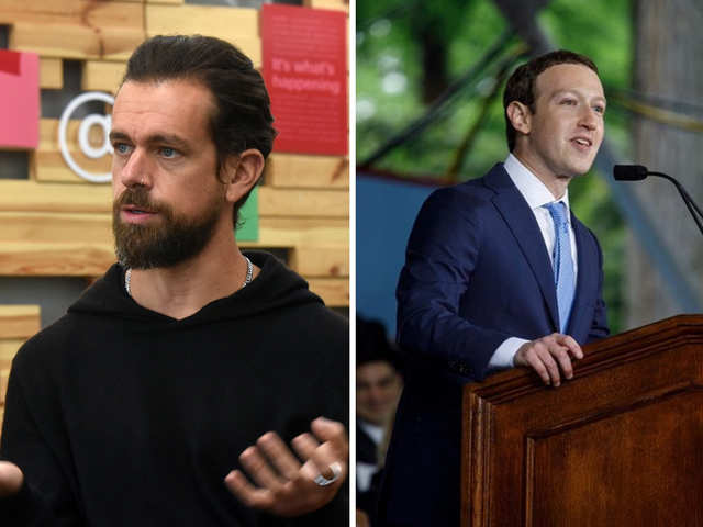 Jack Dorsey unfollows Mark Zuckerberg on Twitter