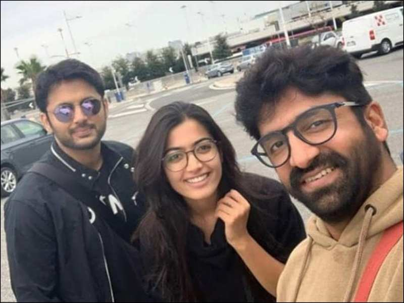 Bheeshma Update Nithiin And Rashmika Mandanna Set To Shake Their Leg In Rome Telugu Movie News Times Of India