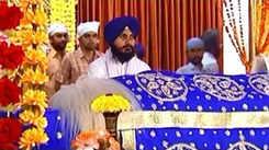 Shabad Gurbani: Punjabi Devotional And Spiritual Song 'Sun Shabad Tumhara Mera Mann Bheena' Sung By Sant Surinder Singh JI Mitha Niwana Sri Amritsar Wale