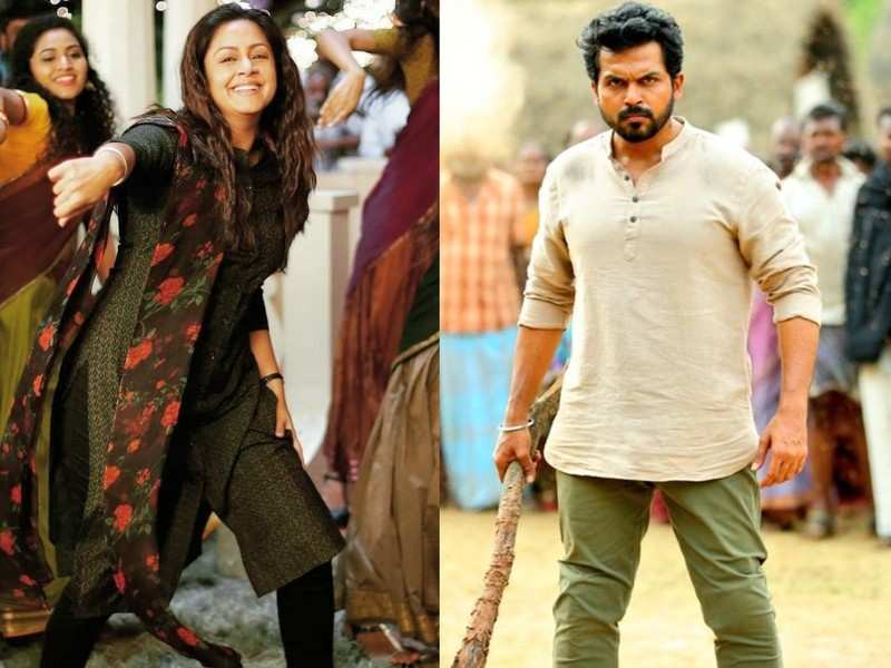 'Thambi' Twitter review: Fans tag Jyothika and Karthi's ...