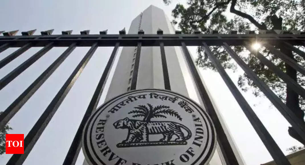 RBI launches special operation to forcefully lower interest rates - Times of India thumbnail