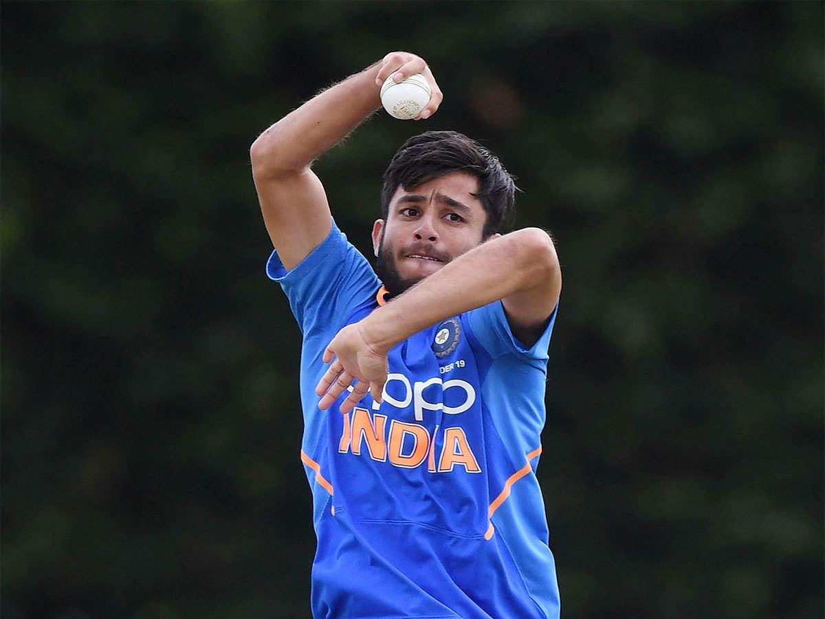 IPL 2020 Auction: New crorepati Ravi Bishnoi embarks on U-19 World Cup  journey | Cricket News - Times of India