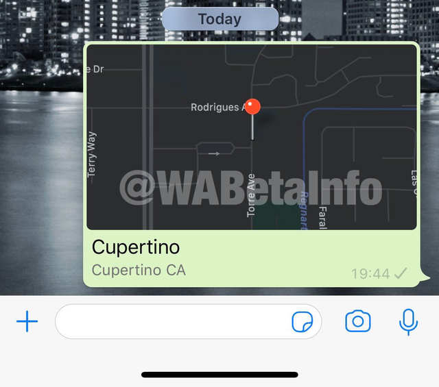 Here's another proof of Dark Mode coming to WhatsApp