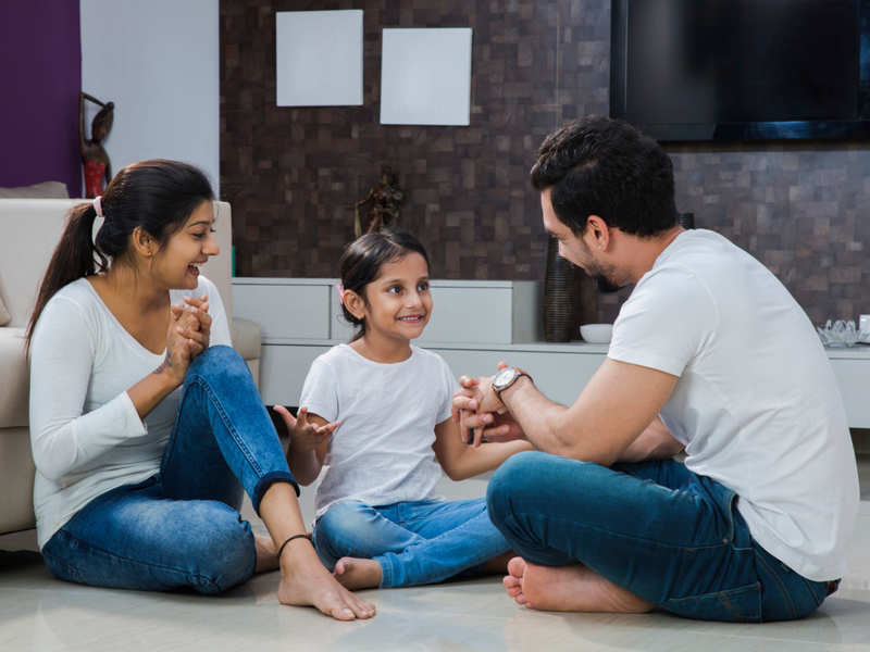 Moms feel more stressed while dads have fun parenting, says a study