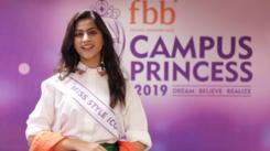 fbb Campus Princess 2019: Miss Style Icon sub contest