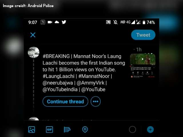 Twitter found testing this new feature in India, here's what it does