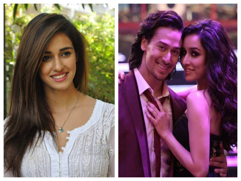 Disha Patani joins the cast of Tiger Shroff and Shraddha Kapoor starrer 'Baaghi 3'