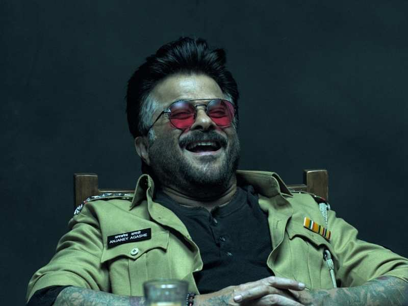 Malang Anil Kapoor S First Look Unveiled Fans Call Him Forever Young Hindi Movie News Times Of India