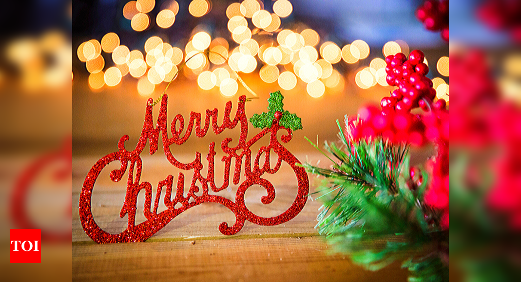 Merry Christmas 2019 Wishes Messages Quotes Images Facebook Whatsapp Status Times Of India