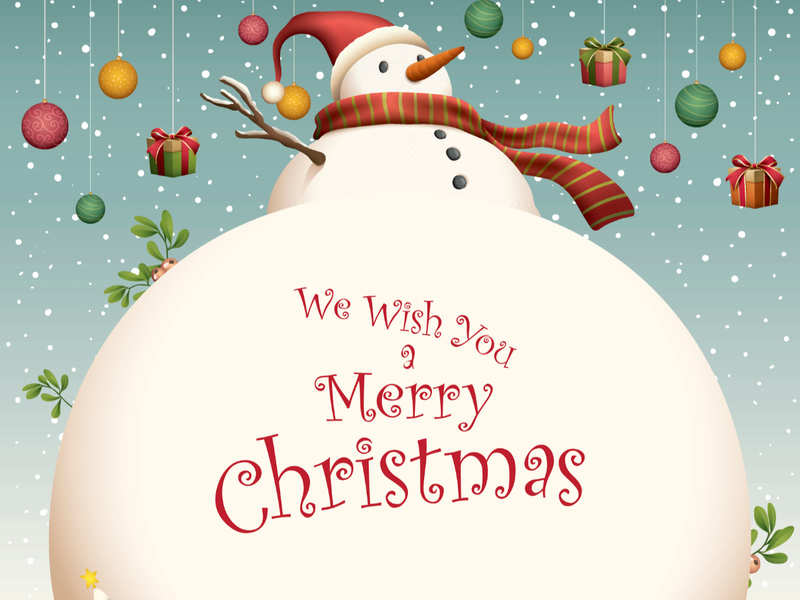Merry Christmas 2019: Images, Wishes, Messages, Quotes, Cards, Greetings,  Pictures, GIFs and Wallpapers