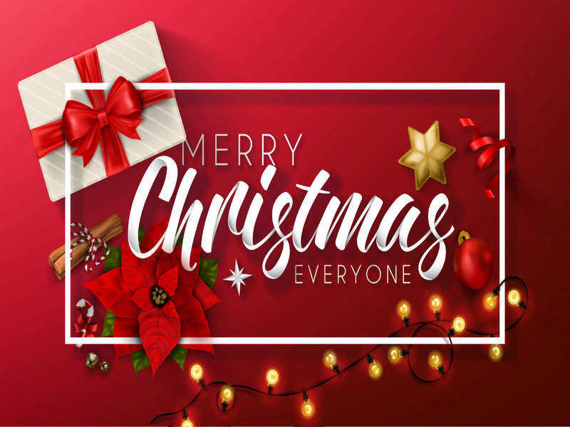 Merry Christmas 2019: Messages, Wishes