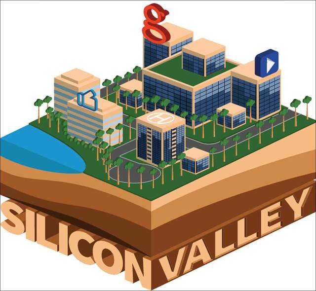 Silicon is hot in Silicon Valley again